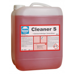 Cleaner S