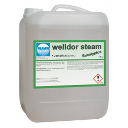 welldor steam Eukalyptus