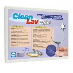 CleanLav Tabs